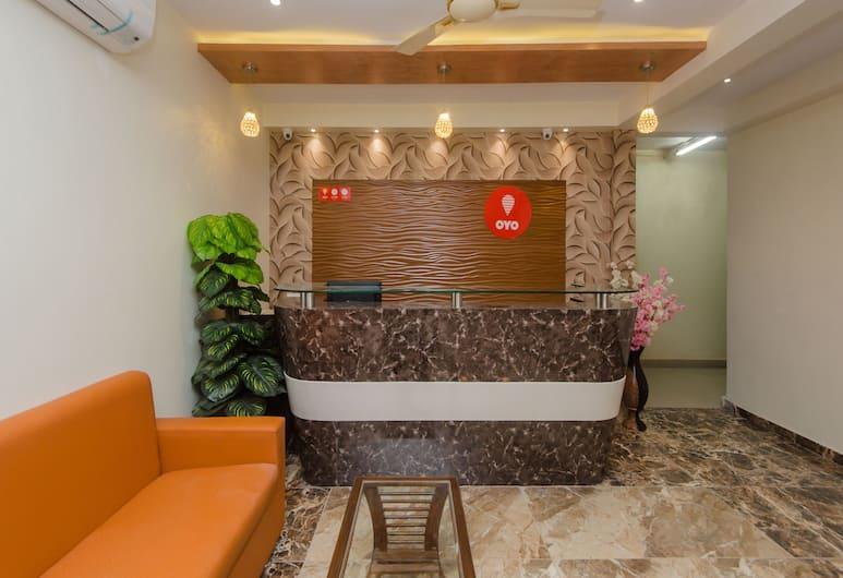 오요 11706 호텔 아비온 파크, 뭄바이, 리셉션