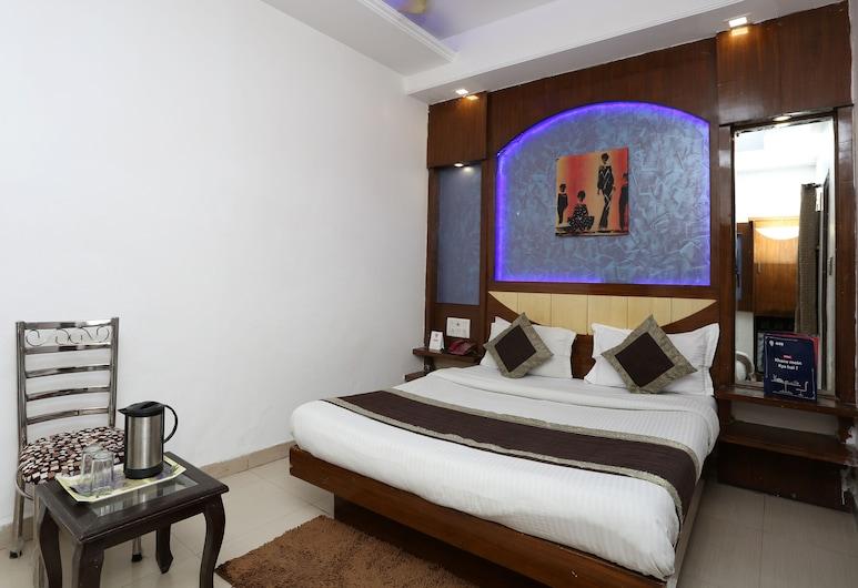 OYO 3919 Paharganj, New Delhi, Deluxe dvokrevetna soba, Soba za goste