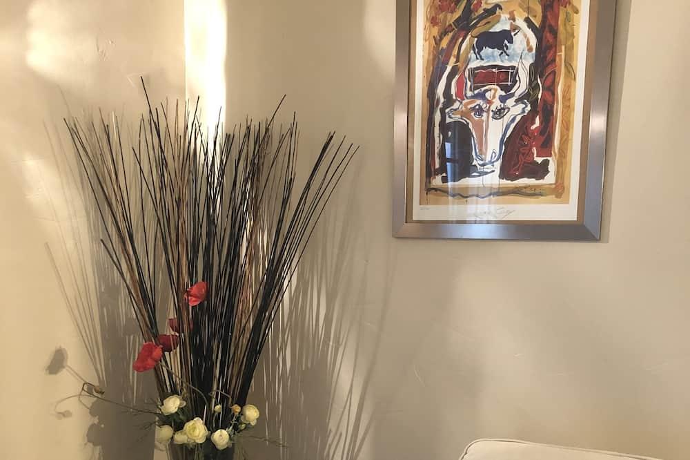 獨棟房屋 (La Cigale) - 客廳