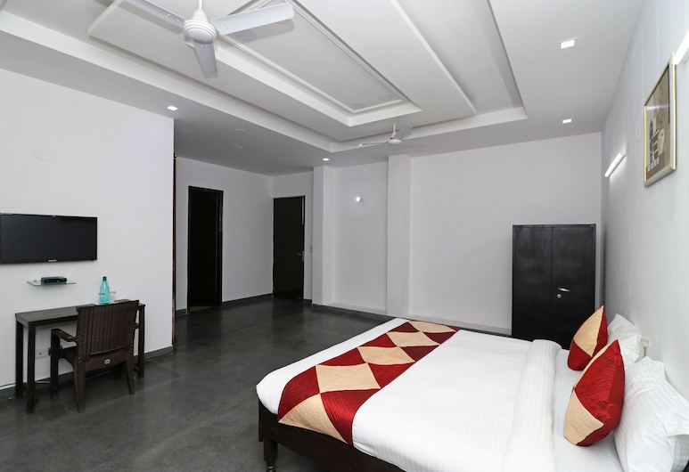 OYO 11533 Hotel Green view, Noida, Chambre Double ou avec lits jumeaux, Chambre
