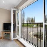 Apartmán typu Deluxe, 2 spálne (Apt 12) - Balkón
