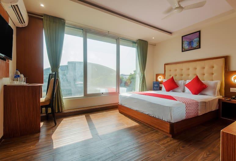 OYO 11721 Hotel Aromas, Mumbai, Kamer, 1 twee- of 2 eenpersoonsbedden, Kamer
