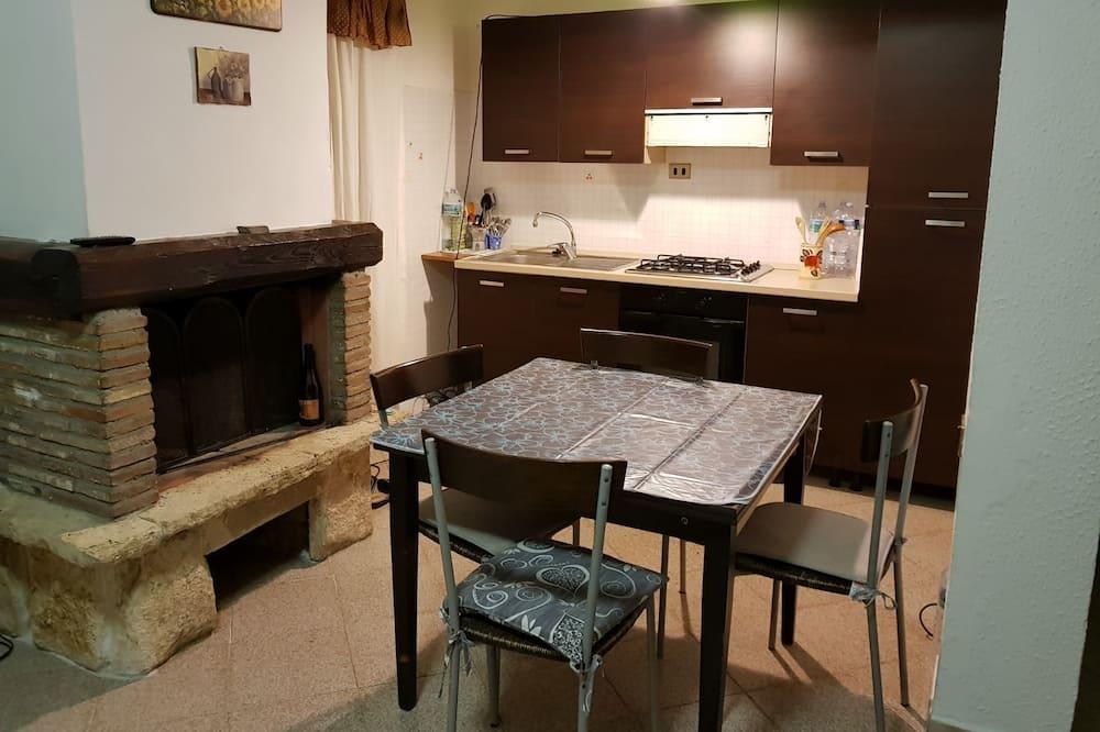 Villa, 2 chambres - Restauration dans la chambre