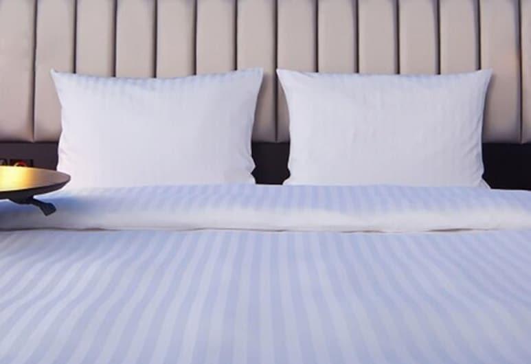安大略省布蘭普頓麗笙公園飯店, 布蘭普頓, 客房, 2 張加大雙人床, 非吸煙房 (2 bedrooms), 客房