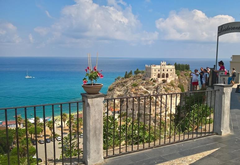 Villa Adua, Tropea, Apartmán typu Junior, výhľad na more, Výhľad na pláž/oceán