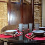 Economy Suite, 1 Bedroom, City View - In-Room Dining