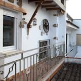 Appartamento, 3 camere da letto, balcone (PL 2) - Balcone