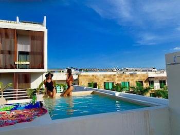 Hình ảnh La Mar Hotel Boutique - 5th Av tại Playa del Carmen
