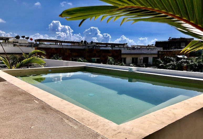 SILVERSANDS Hotel Boutique - 5Th Ave, Playa del Carmen, Pool