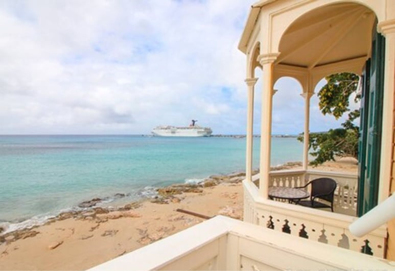 The Fred (Adults Only), Frederiksted, Honeymoon Room, 1 King Bed, Balcony, Sea View, Balcony
