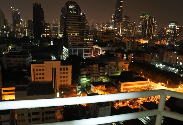 The Executive House, Bangkok, View from Hotel
