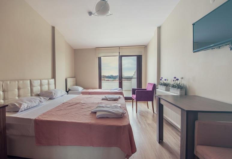 Karaagac Adres Apart Otel , Edirne, Τρίκλινο Δωμάτιο, Δωμάτιο