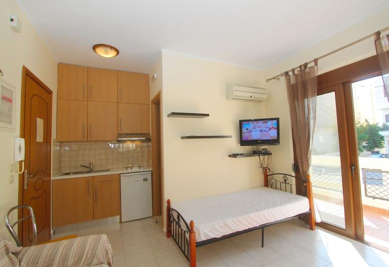 Pansion Platis, רודוס, סטודיו, נוף לעיר, חדר אורחים