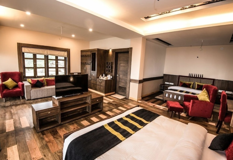 Chamong Chiabari, דרג'ילינג, בונגלו אקסקלוסיבי, ללא עישון, חדר אורחים
