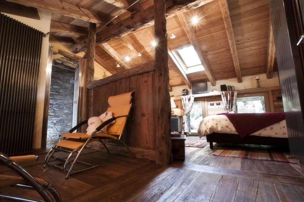 Junior-Suite, Sauna (Attic) - Zimmer