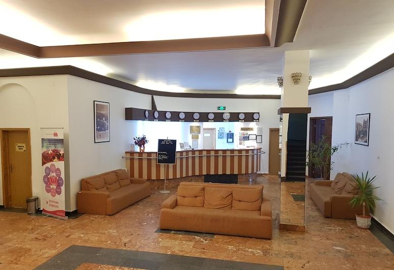 Hotel Cota 1400 , Sinaia, Reception