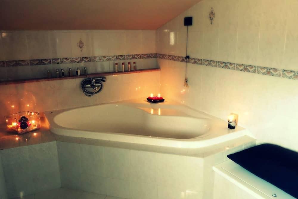 四人房, 海景 - 浴室
