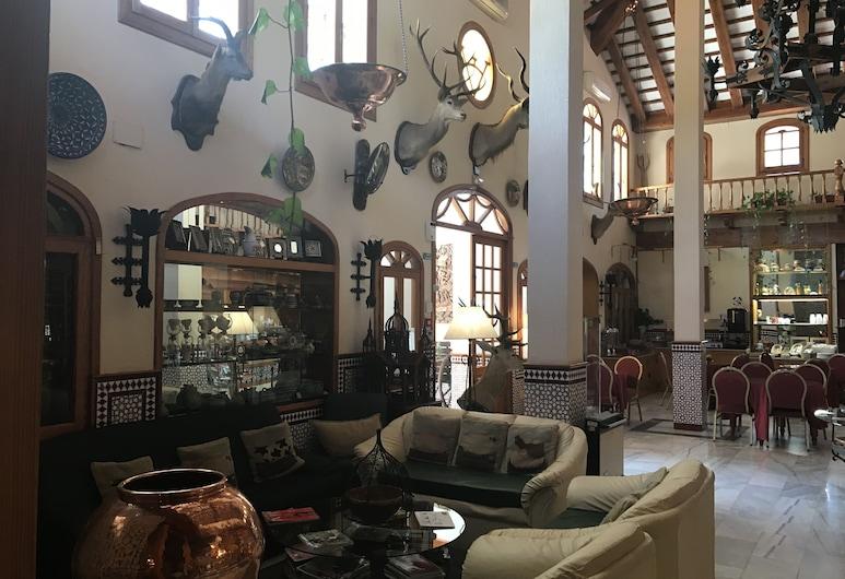 Hotel El Paso, וחר דה לה פרונטרה, אזור ישיבה בלובי