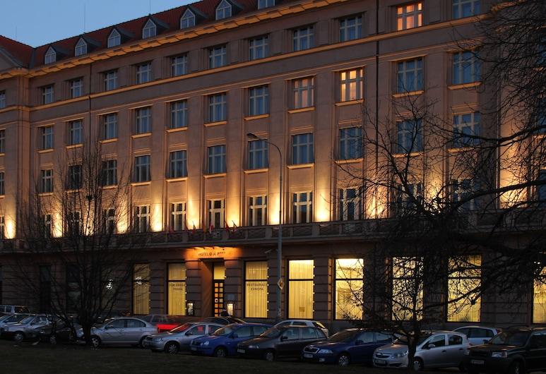 Hotel DAP, Прага, Екстер'єр