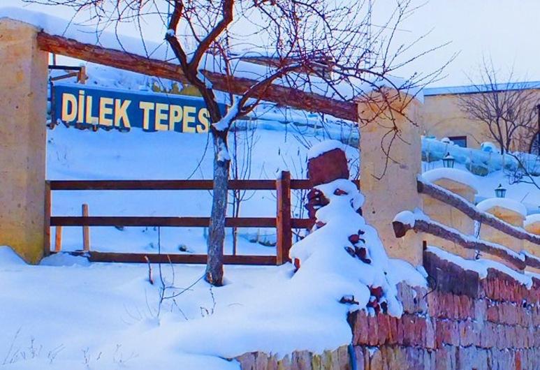 Dilek Tepesi Cave Hotel, Urgup, Hótelframhlið