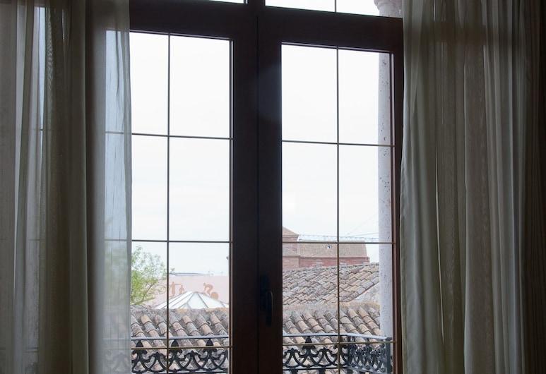 Hotel Hidalgo Quijada, Alcázar de San Juan, Habitación doble, Vista de la habitación