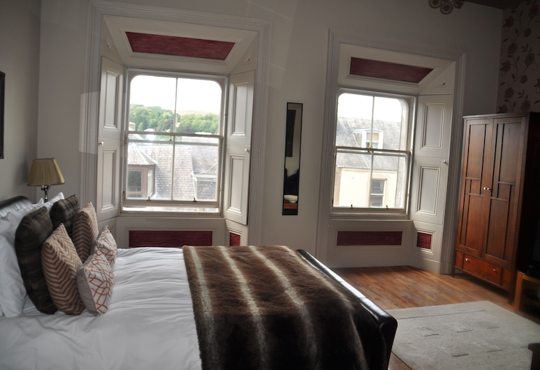 The Bank Guest House, Hawick, Double or Twin Room, 1 King Bed with Sofa bed, Guest Room