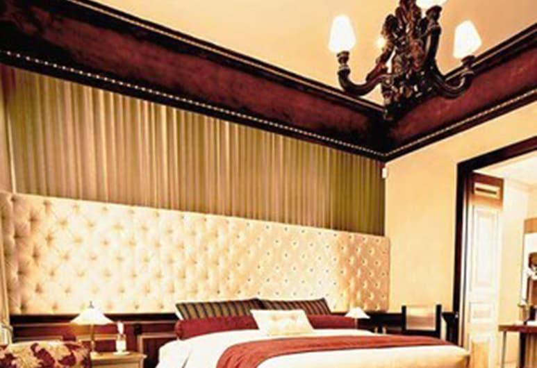 The Orchids Hotel, Bogotá, Deluxe-huone, Vierashuone