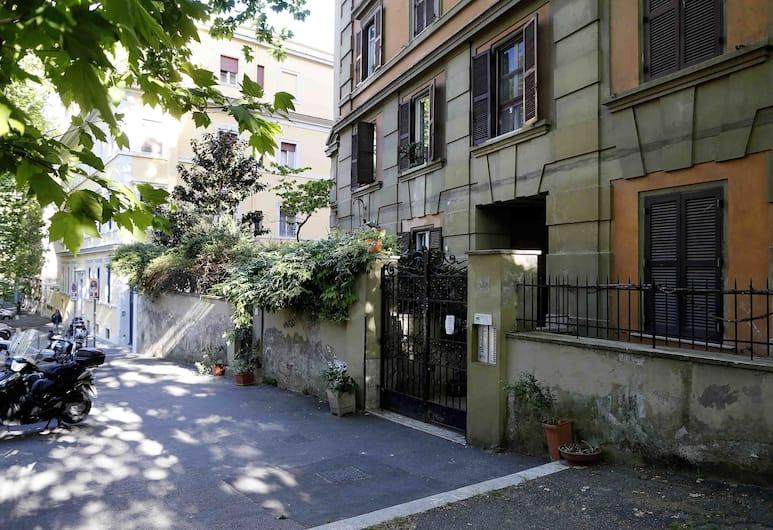 Rhome Away Trastevere - Saffi, Rom, Udendørsareal