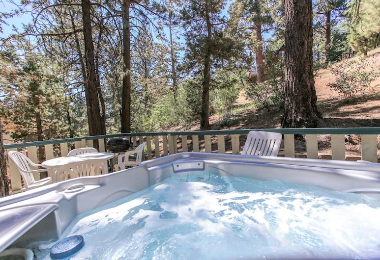 快樂熊酒店, 大熊湖, 單棟房屋, 多張床, 非吸煙房, 客房