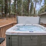 Спа-ванна на свежем воздухе
