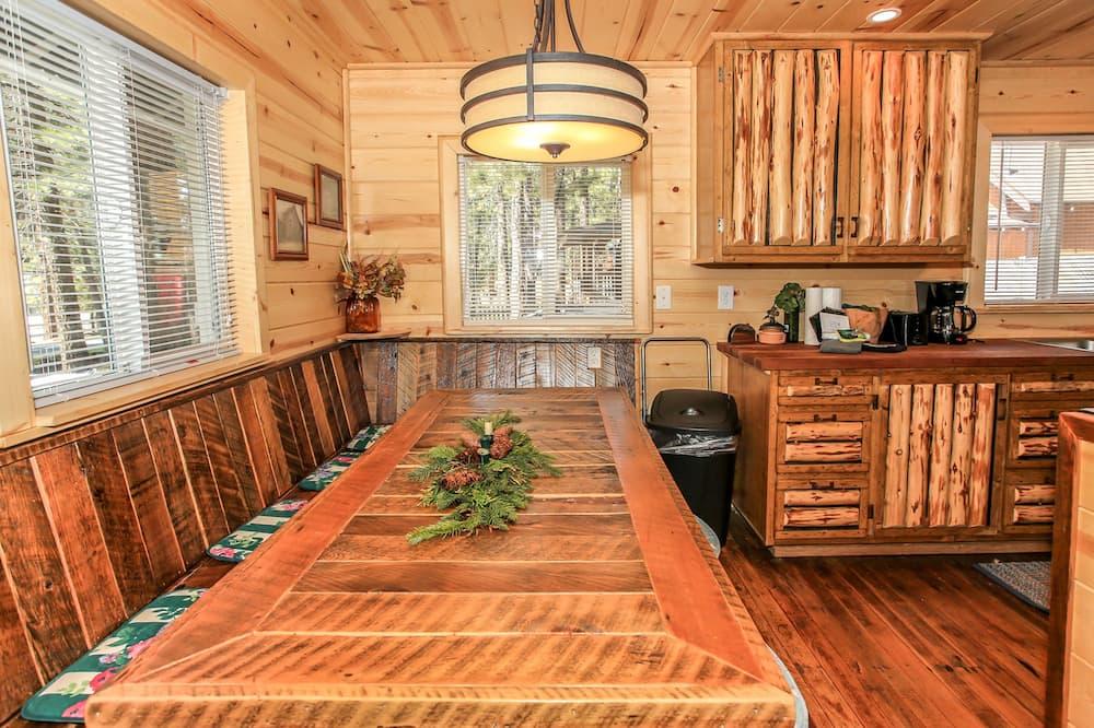 Kabin, 2 kamar tidur - Tempat Makan Di Kamar