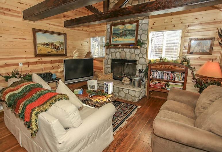 Knotty Knight, Big Bear Lake, Lomamaja, 2 makuuhuonetta, Huone