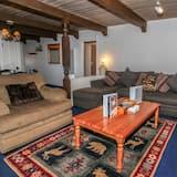 Квартира, Несколько кроватей, для некурящих - Зона гостиной