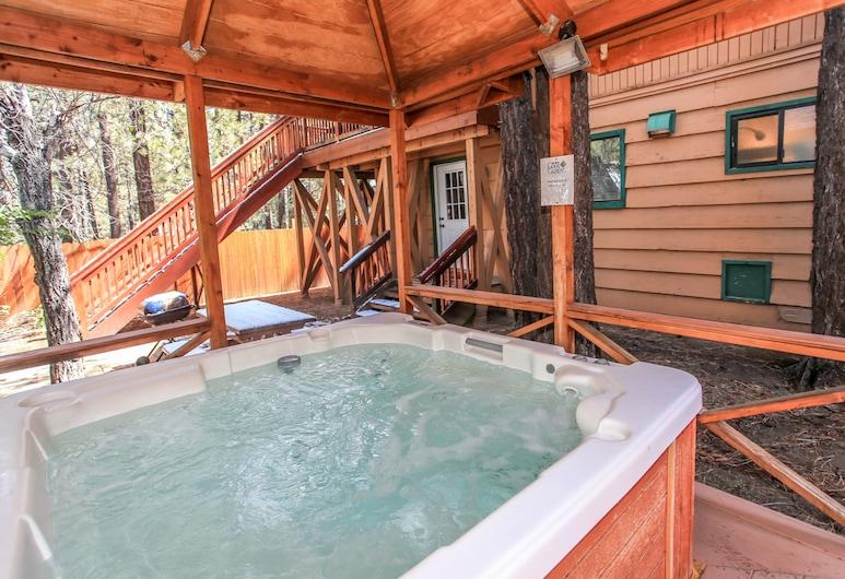 Summit Escape B, Биг-Биар-Лейк, Спа-ванна на свежем воздухе