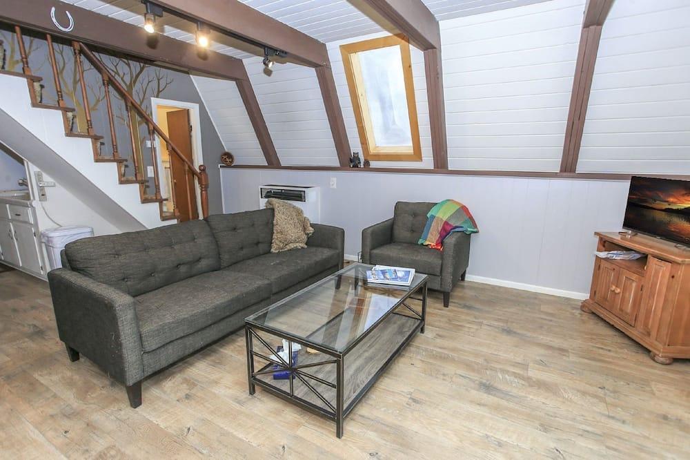 Rumah, 2 Tempat Tidur Double, non-smoking - Area Keluarga