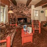 Ferienhaus, Mehrere Betten, Nichtraucher - Wohnbereich