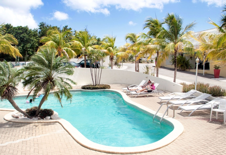 ABC Apartments Curacao, Willemstad, Outdoor Pool