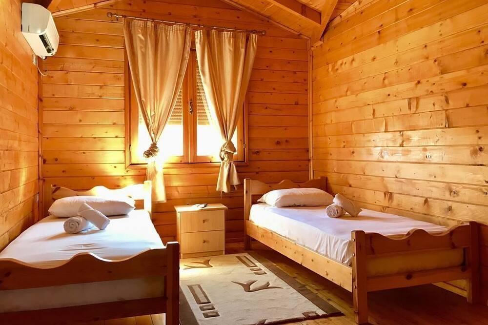 標準雙床房, 2 張單人床, 山景 - 客房