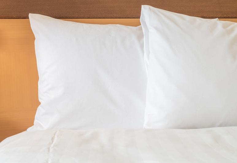 Holiday Inn Express Oneonta, an IHG Hotel, Oneonta, Deluxe-herbergi - 2 meðalstór tvíbreið rúm - gott aðgengi - Reyklaust (Hearing, Roll-In Shower), Herbergi