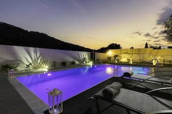 Φωτογραφία του Filerimos bellevue villa, Ρόδος