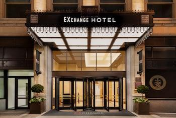 Foto EXchange Hotel Vancouver di Vancouver