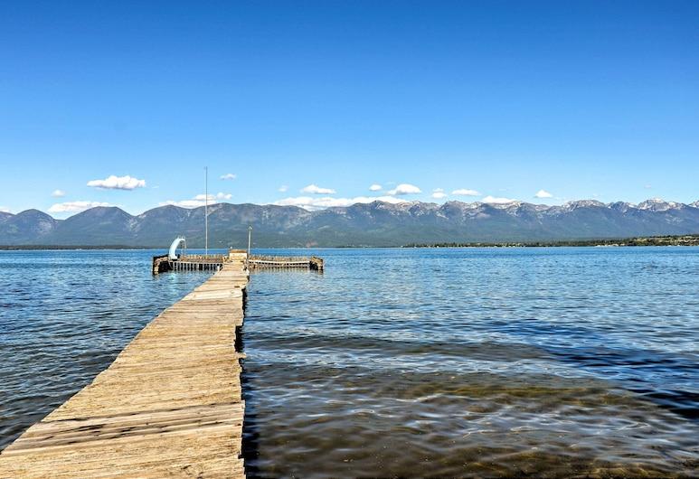 Polson Home On Flathead Lake W/pvt Dock+mtn Views!, Polson, Plaj
