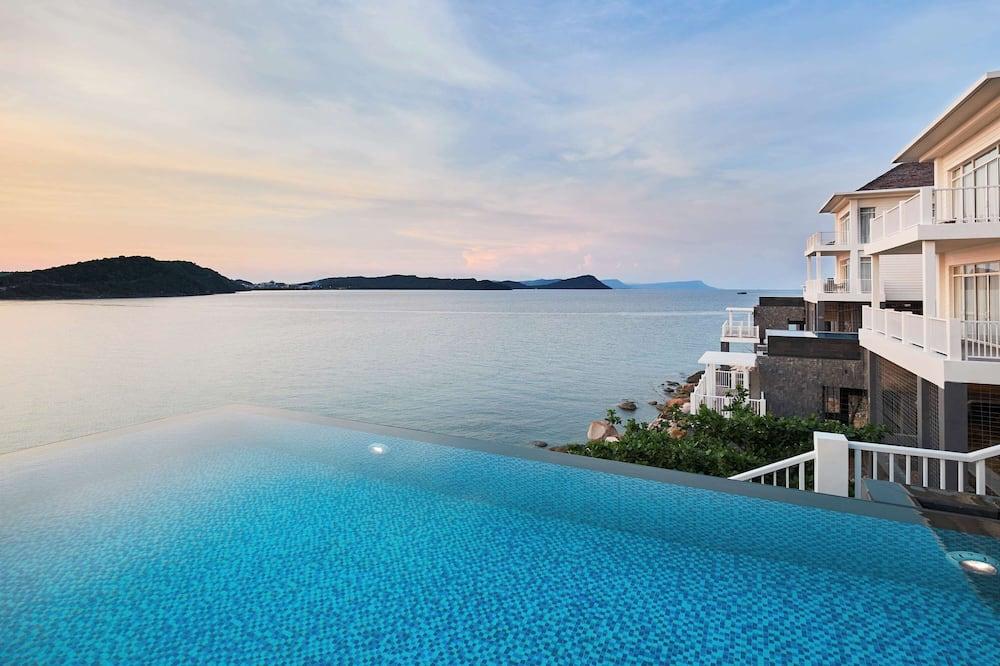 Club Villa, 2 Double Beds, Private Pool, Ocean View (Privilege, Eden Bay, Premier Club) - Guest Room