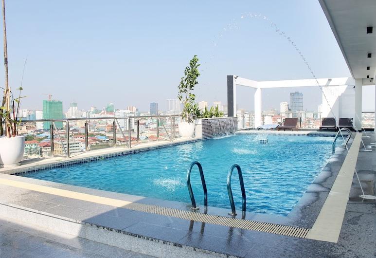 Malis Exclusive Serviced Apartment IN Phnom Penh, 金邊