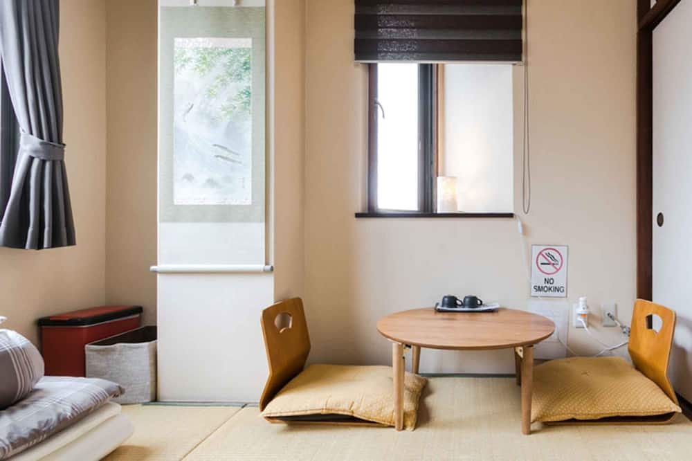 Entire 4th Floor, Non Smoking, Rooftop, Kyoto Tower View - Guest Room