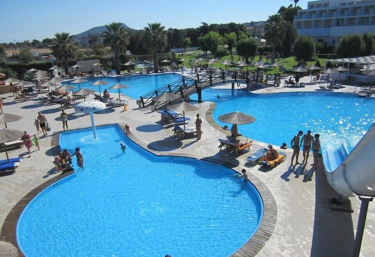 Club Marmara Doreta Beach Resort & Spa All Inclusive, Rodas, Alberca