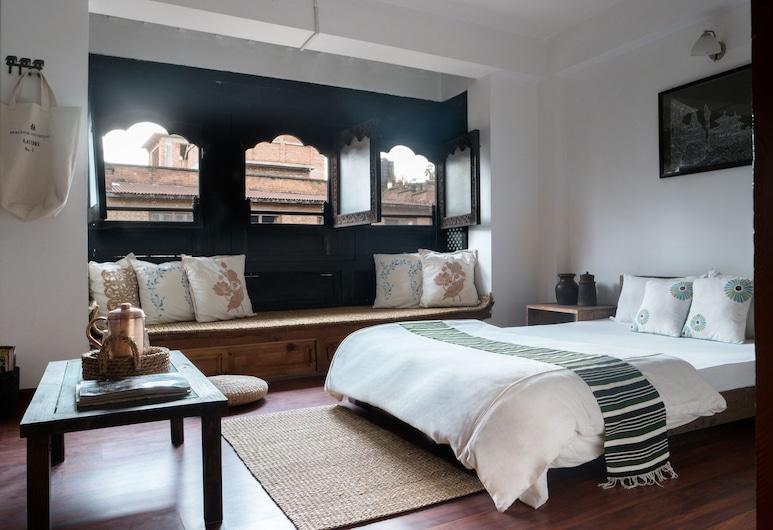 Peacock Guesthouse 2, Bhaktapur, Dvojlôžková izba, Hosťovská izba