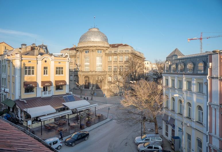 City Boutique Inn, Varna, View from Hotel