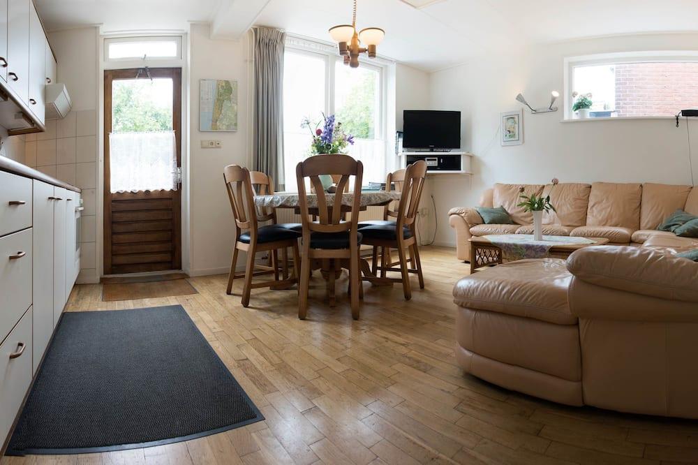 Casa, 3 habitaciones (#2) - Sala de estar