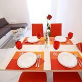Apartment Anita, 1 Bedroom, City View  - Wyżywienie w pokoju